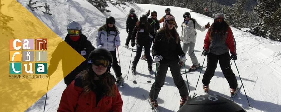 Esquiada a Port Ainé!